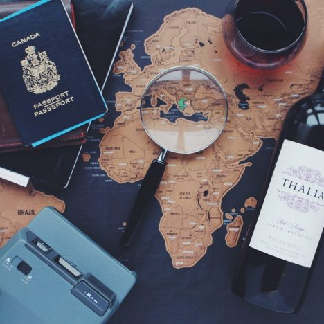 How Much Should You Be Spending on Travel?